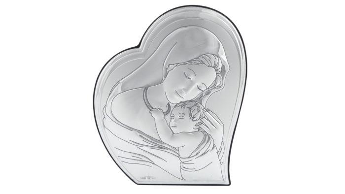 Икона на Богородица с младенеца