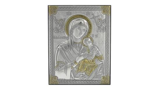 Икона на Света Богородица с младенеца